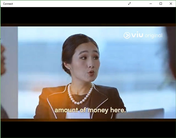 Connect to VIU