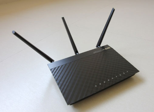 Wireless Router ASUS RT- AC66U