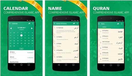 iMuslim Quran Azan Ramadhan