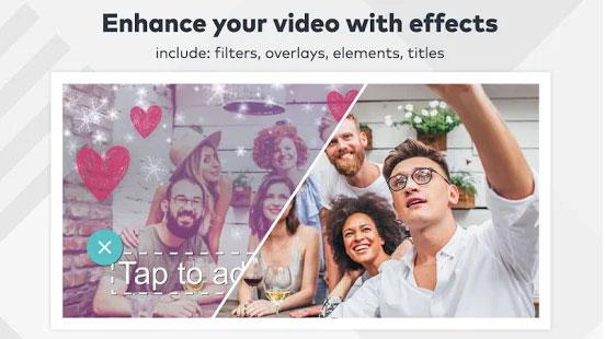 FilmoraGo – Free Video Editor