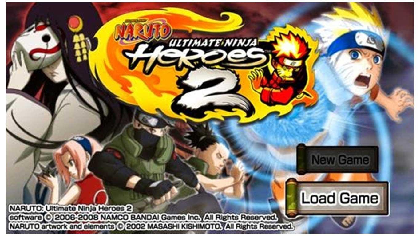 Naruto Shippuden Ultimate Ninja Heroes 2