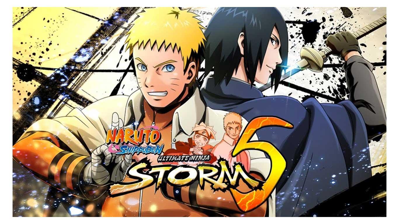 Naruto Shippuden Ultimate Ninja Storm 5