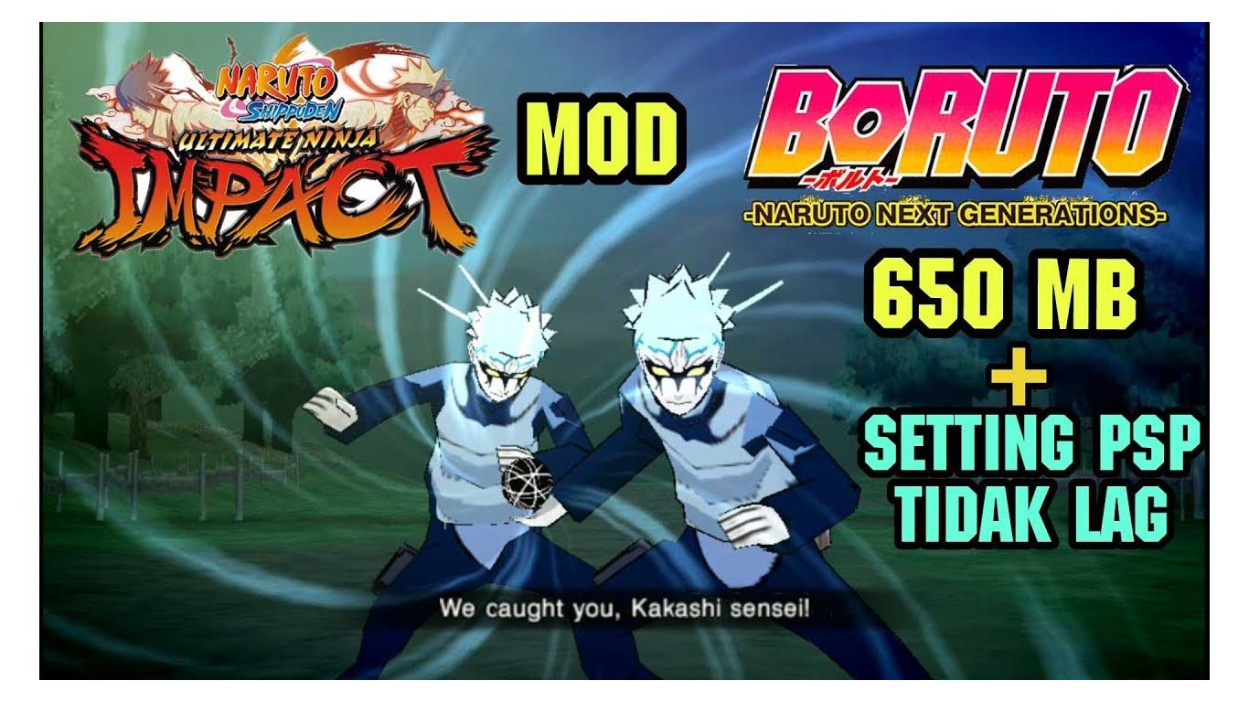 Naruto Ultimate Ninja Impact : Road to Boruto
