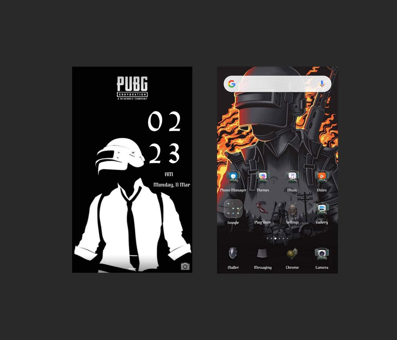 PUBG Themes