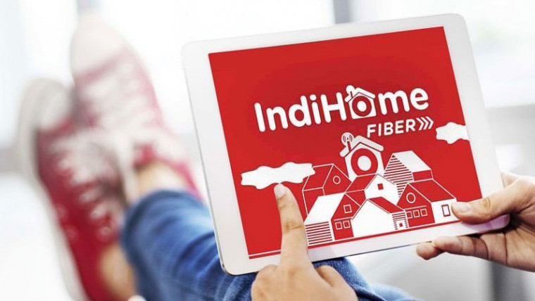 cara melihat password wifi indihome